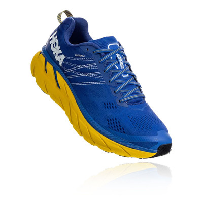 Hoka Clifton 6 scarpe da corsa (Wide Fit) - SS20