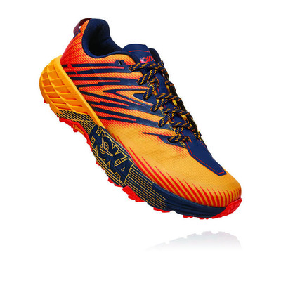 Hoka Speedgoat 4 Trail Running Shoes - AW20