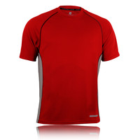 Higher State Running Top de manga corta