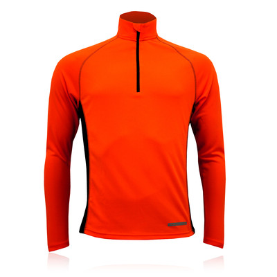 Higher State Running Top de media cremallera y mangas largas