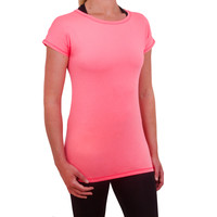 Higher State Women's Core Marl Loose Training Tee