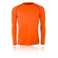 Higher State Crew Neck Long Sleeve Running Top
