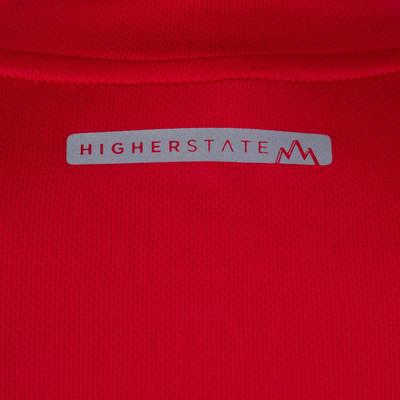 Higherstate Crew Neck Long Sleeve Running Top