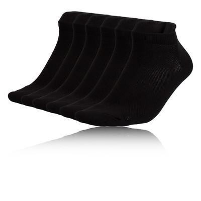 Higher State Men's Freedom Lite Trainer Sock (6 Pack)