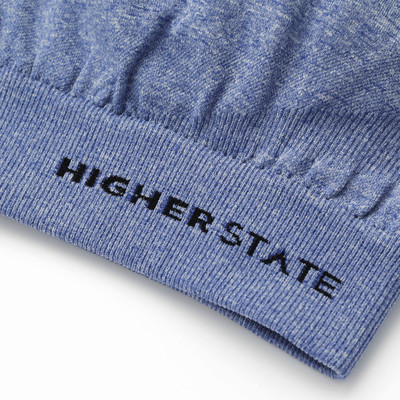 Higher State sin costuras para mujer Crop Top - SS20