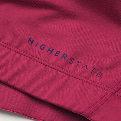 Higher State Training per donna Crop Top - SS20