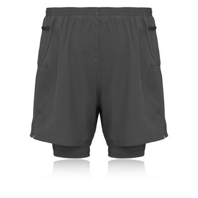 Higher State Men's 2 in 1 running pantalones cortos - SS20