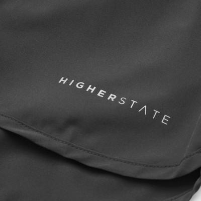 Higher State Men's 2 pouce Race short
