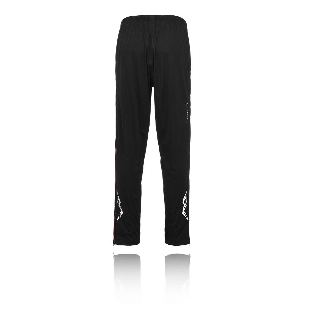 Higher Higher Higher State Hombre Stretch Montaña Pantalones Negro Deporte Exterior Correr ef2c99