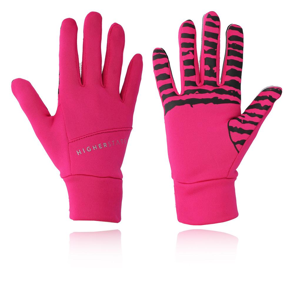 Higher State Womens guantes de running