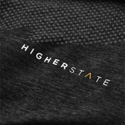Higher State Seamfree L/S Run Hoodie