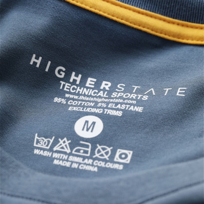 Higher S/S Run Tee