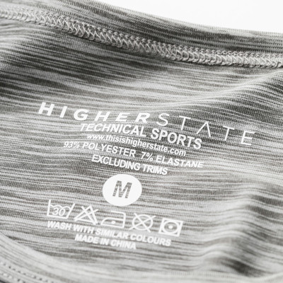 Higher State S/S Running Tee