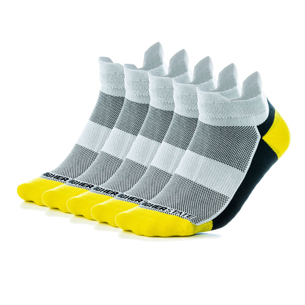 Higher State Freedom Running Socklet (5 Pack) - AW19