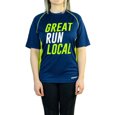 Higher State Great Run Local T-Shirt