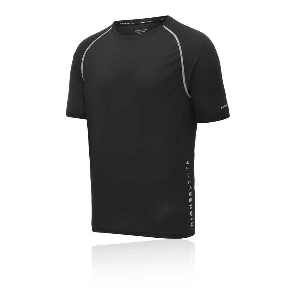 Higher State S/S camiseta de running 2.0 - SS21