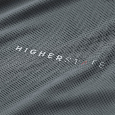 Higher State S/S camiseta de running 2.0 - AW19