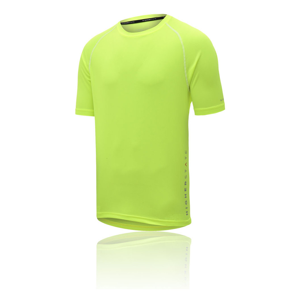 Higher State S/S camiseta de running 2.0 - SS20