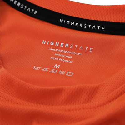 Higher State S/S Running T-Shirt 2.0 - AW19