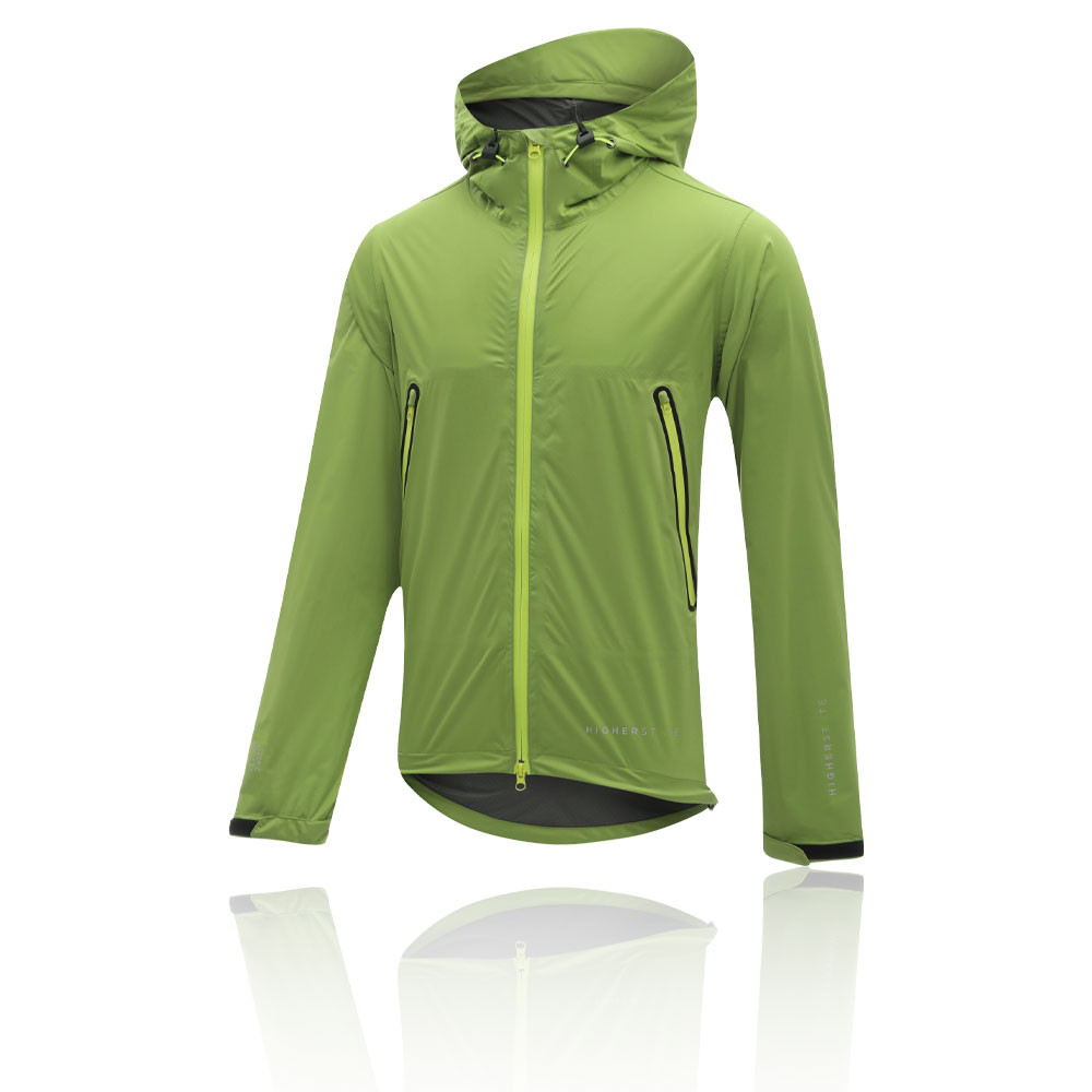 Higher State Stretch impermeable Mountain chaqueta de running - AW19