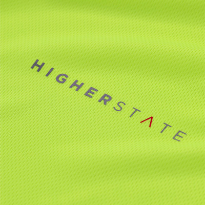 Higher State Crew Neck L/S Running Top 2.0 - AW19