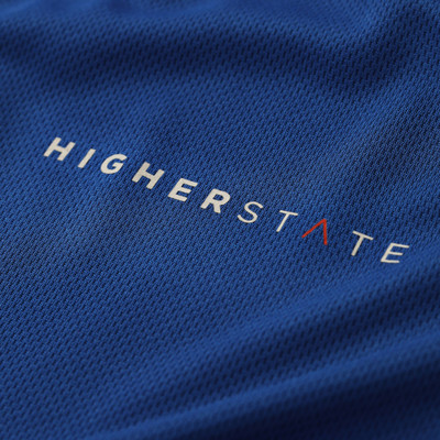 Higher State Crew Neck L/S Running Top 2.0 - SS20