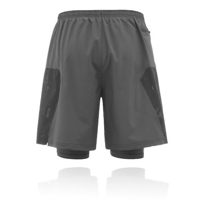 Higher State Mens 2 In 1 7 Inch Running Short - SS20