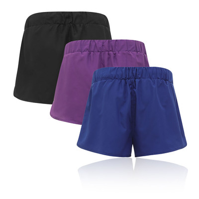 Higher State Women's Running Shorts (3 Pack) - SS21