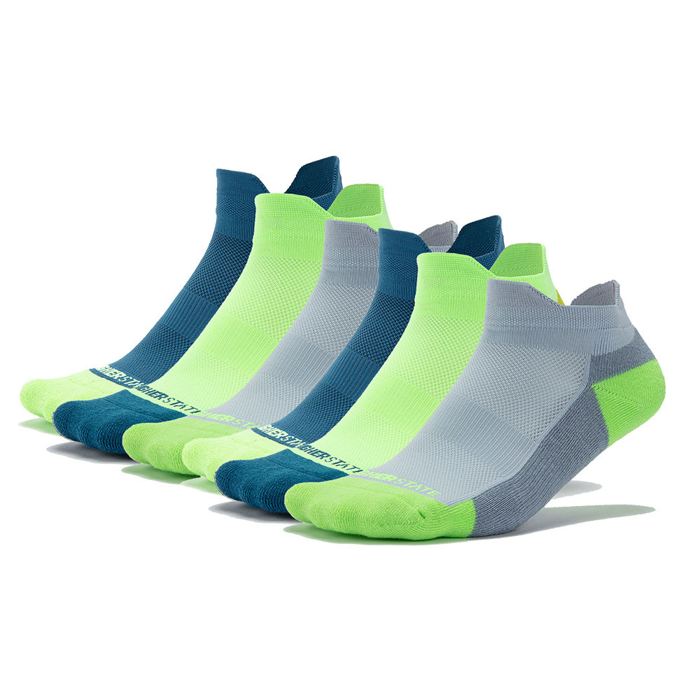 Higher State Freedom Running Socklet (6 Pack) - AW20