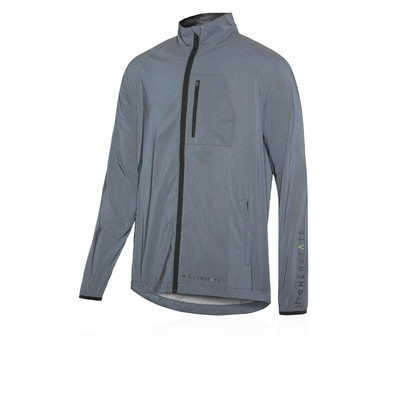 Higher State All Over Reflect Running Jacket - AW20