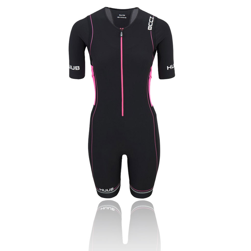 Huub Core Long Course Women's Trisuit - SS18