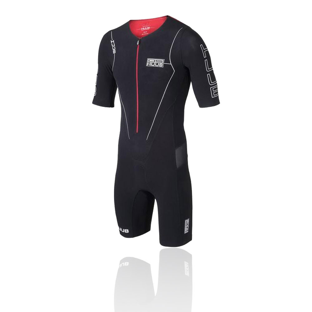 Huub Dave Scott Long Course Sleeved Trisuit