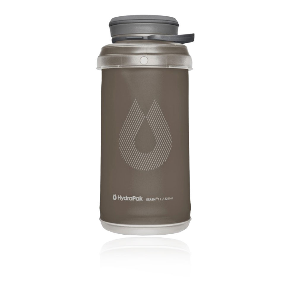 Hydrapak Stash Collapsible Bottle (1 Litre) - AW19