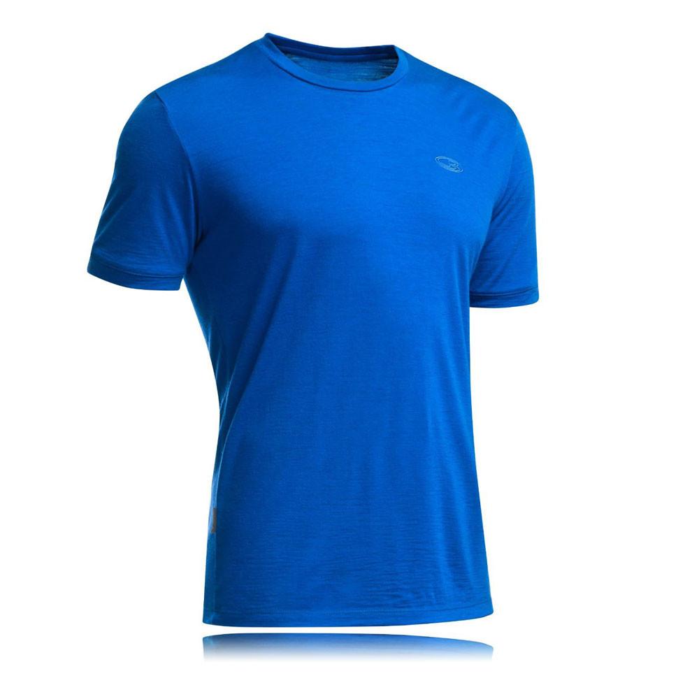 Icebreaker Tech Lite Running T Shirt Ss16