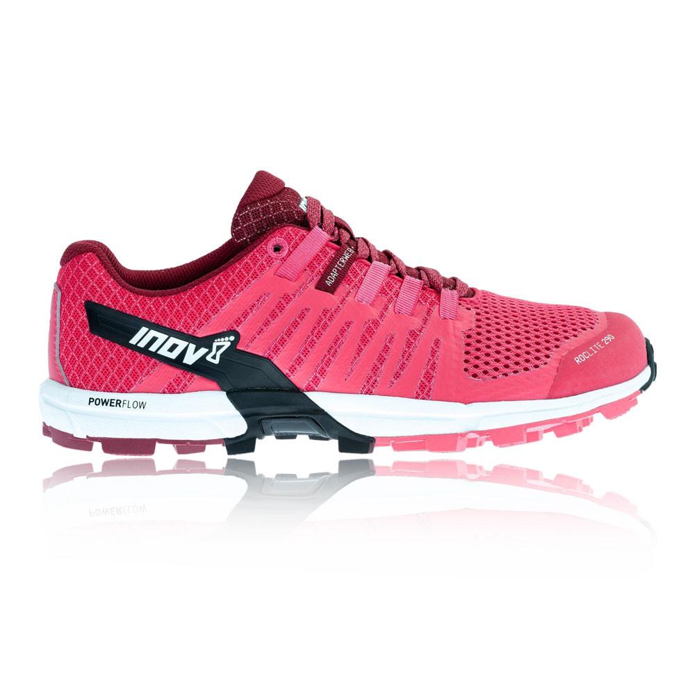 Details zu Inov8 Roclite 290 Damen Trail Laufschuhe Jogging Turnschuhe Sport Schuhe Rosa