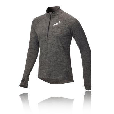 Inov8 ATC Mid de manga larga cremallera camiseta de running - AW20