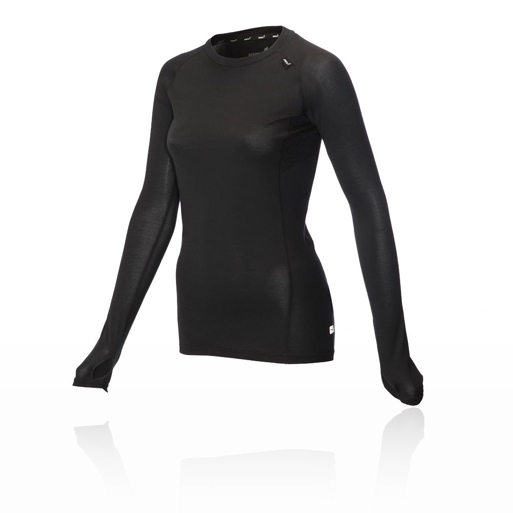 Inov8 AT/C Merino LS para mujer camiseta de running - AW19
