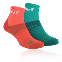 Inov8 All Terrain Mid Running Socks (Twin Pack) - SS18