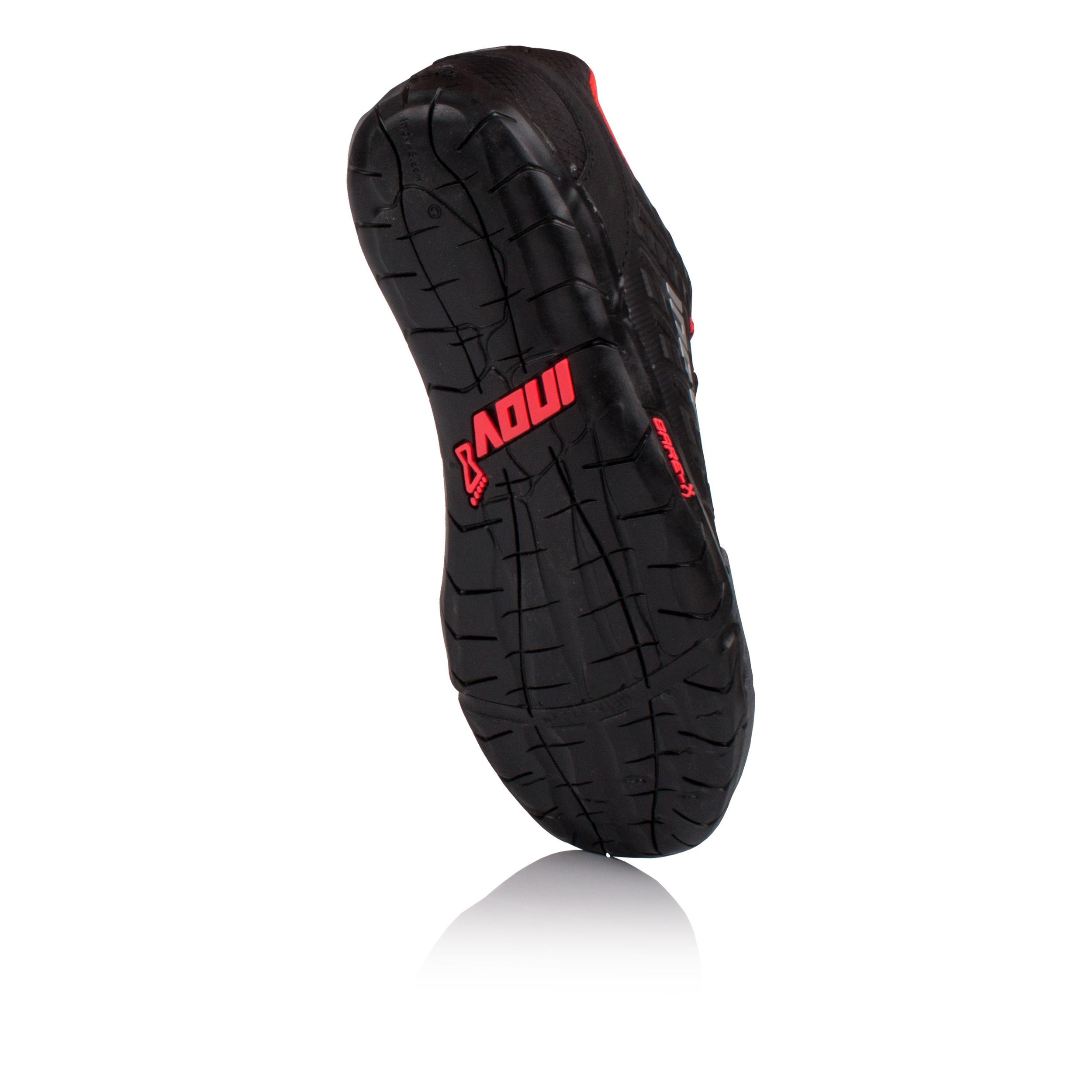 Inov8 Bare-XF 210 V2 Damen Damen Damen Schwarz Grau Cross Training Fitness Schuhe Turnschuhe  | Der neueste Stil  d99e09