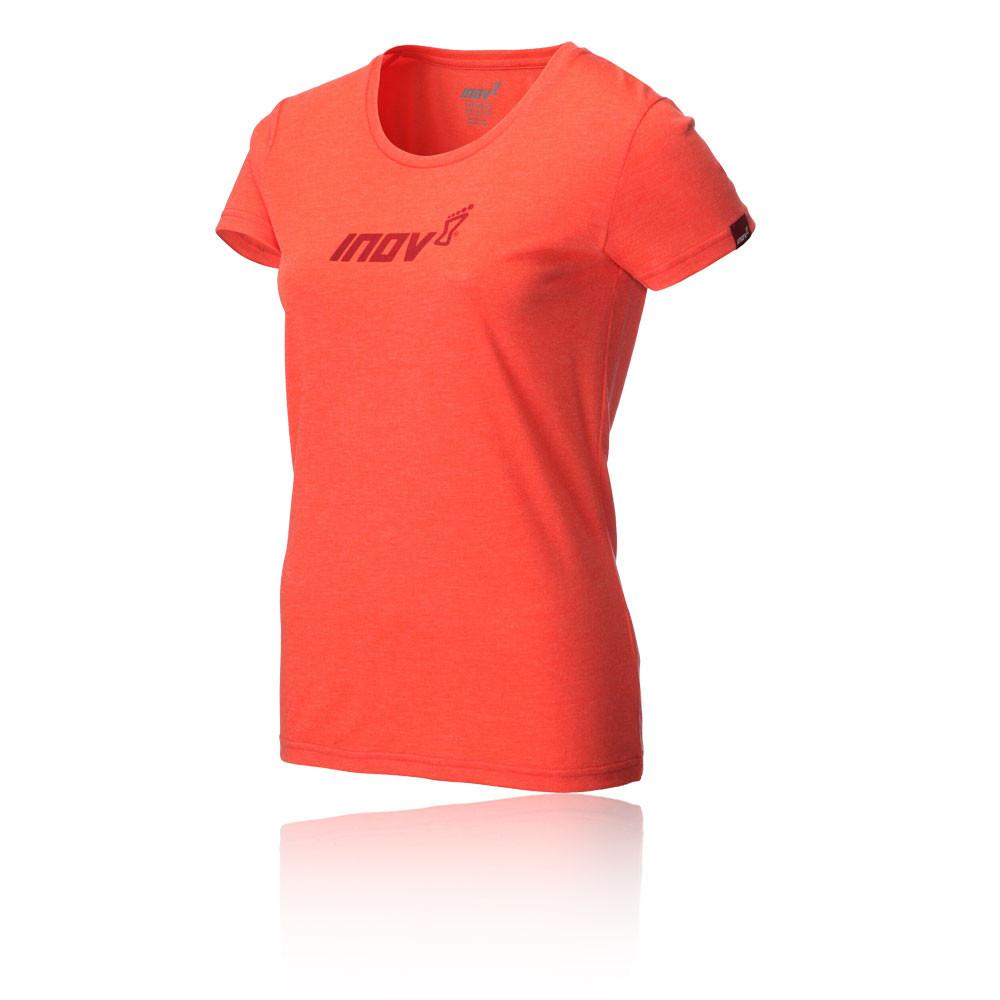 Inov8 ATC Tri Blend SS Women's T-Shirt