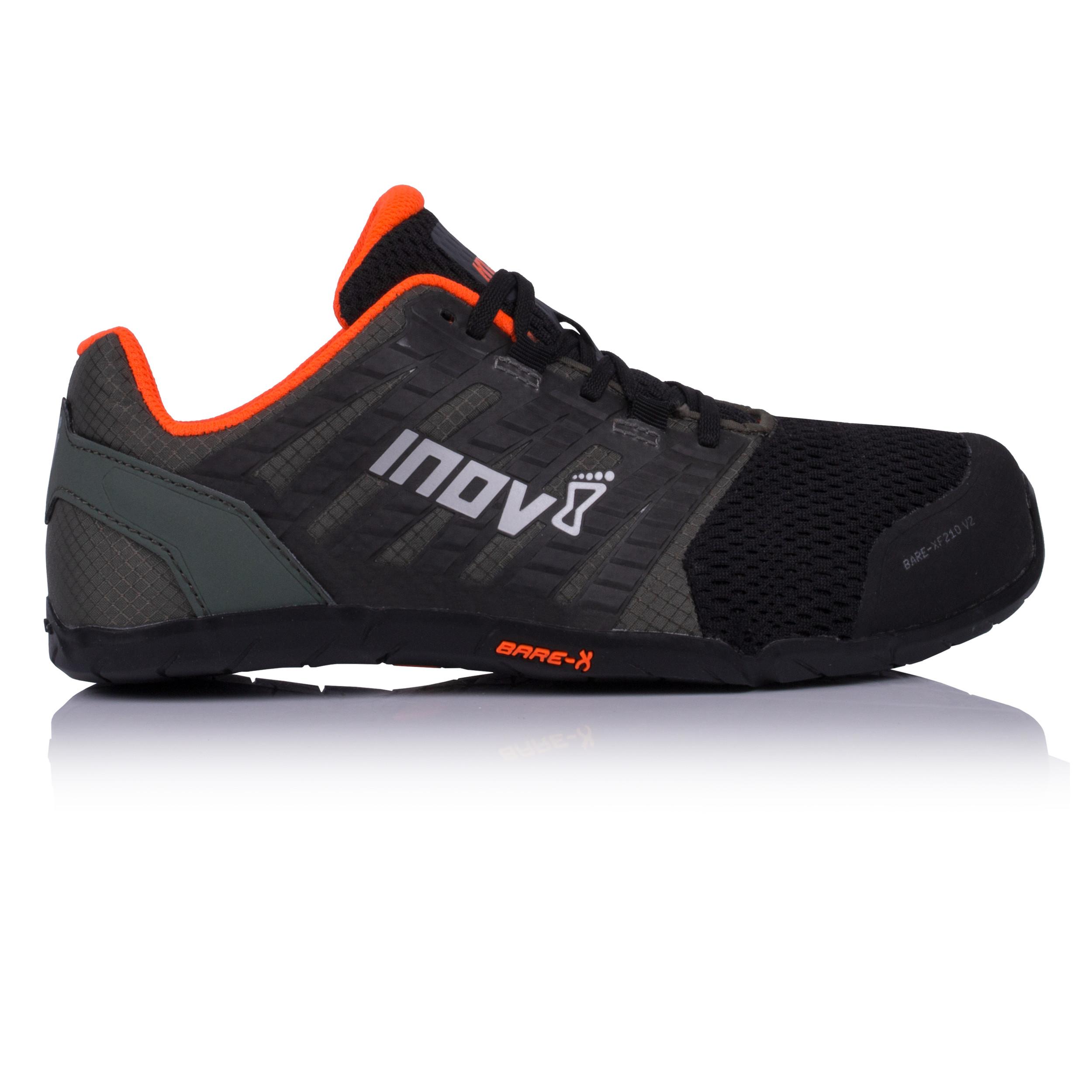 good texture exclusive shoes on wholesale Inov8 Hombre Bare-XF 210 V2 Entrenar Gimnasio Gimnasio Zapatos ...