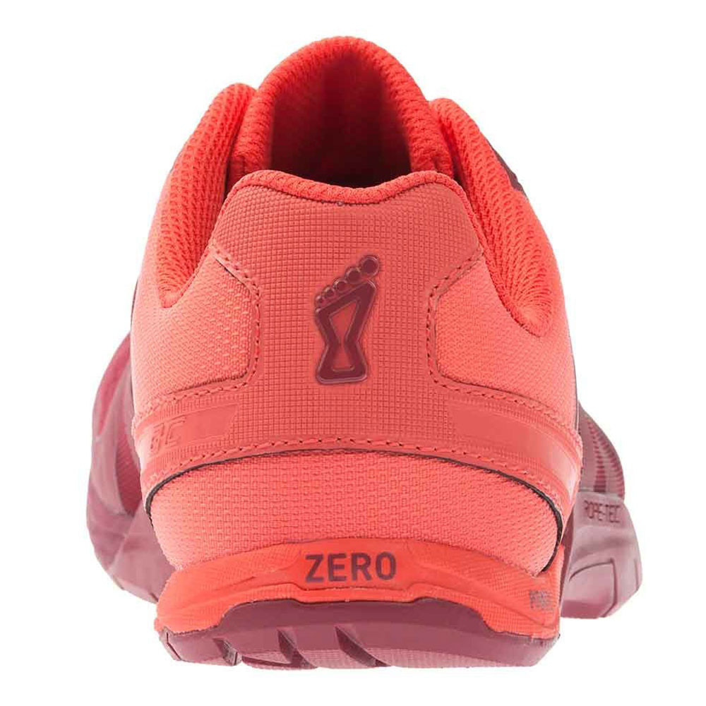 Inov 8 Mujer F-Lite 235 V2 Deportivos Entrenamiento Gimnasio Fitness Zapatos Entrenadores Deportivos V2 Rojo Anaranjado 7c8f79