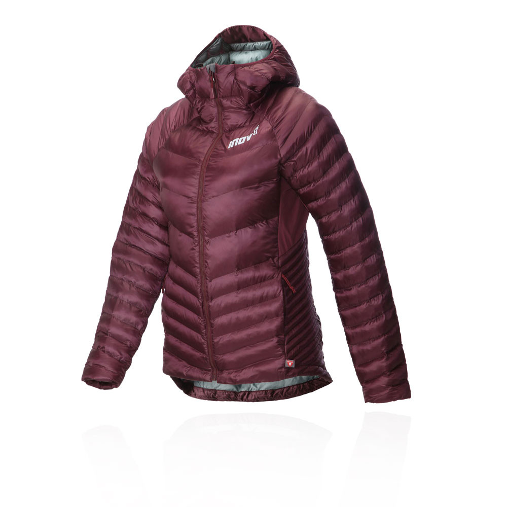 Inov8 Thermoshell Pro Full Zip Women's Running Jacket - AW19