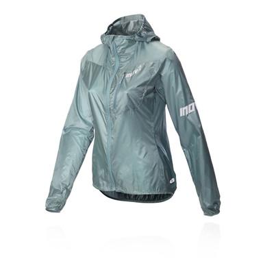 Inov8 Windshell Full cremallera para mujer chaqueta - AW19