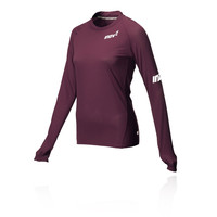 Inov8 Base Elite Long Sleeved para mujer camiseta de running - SS19