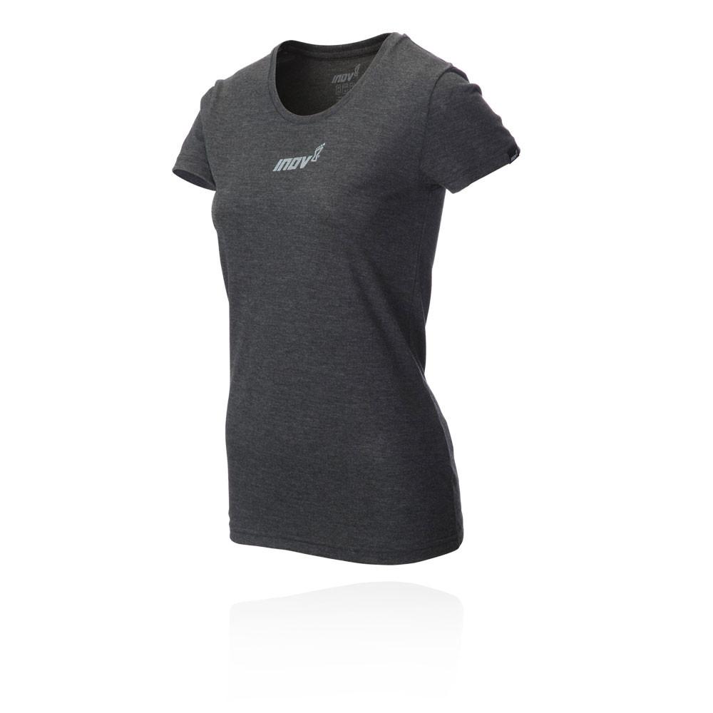 Inov8 Tri Blend para mujer camiseta de running - AW19