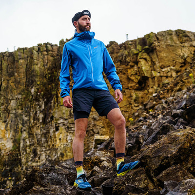 Inov8 Stormshell Full Zip Running Jacket - AW20
