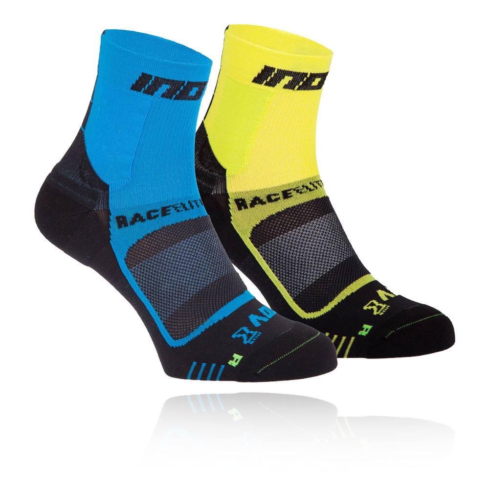 Inov8 Race Elite Pro calcetines (2 Pack) - SS20