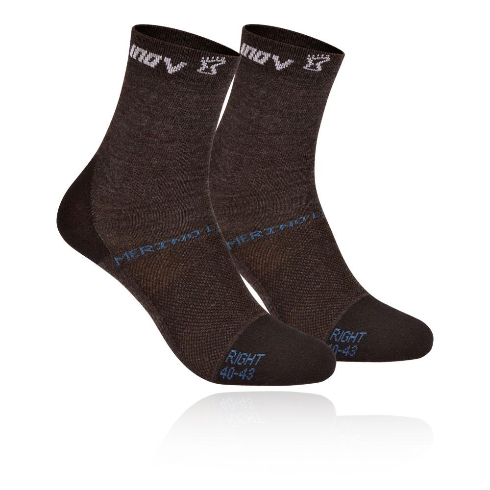 Inov8 Merino Lite Sock (2-Pack)  - AW20