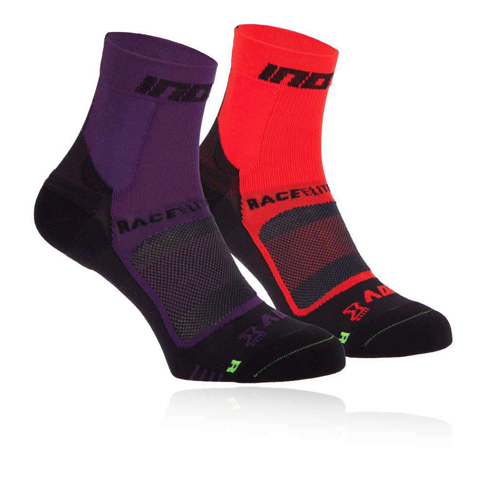 Inov8 Race Elite Pro para mujer calcetines (2 Pack) - SS20